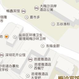 深圳芭提雅酒店(泊岸公寓)